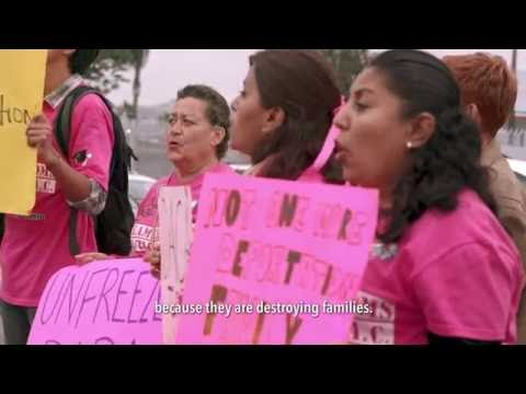 Beyond Borders: Undocumented Mexican Americans TRAILER