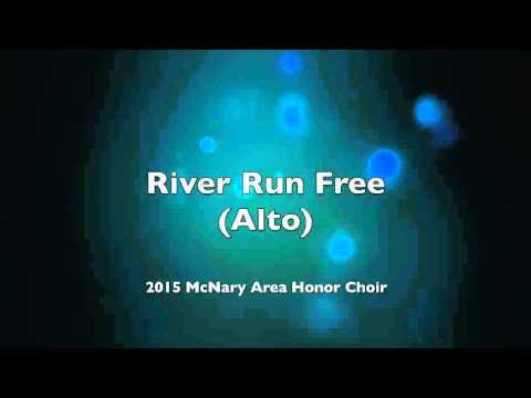 River Run Free (Alto)