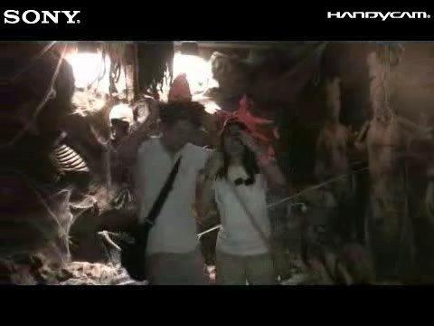 Sony X Ocean Park Halloween 2008 (27/09 07:25PM)