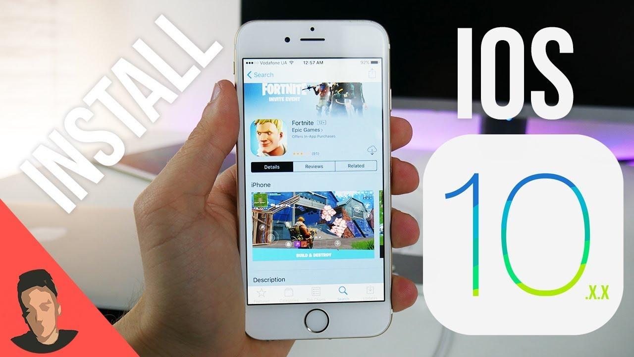- fortnite app store apple