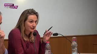 Ομιλία της βουλεύτριας Κιλκίς του ΣΥΡΙΖΑ Ειρήνης Αγαθοπούλου-Eidisis.gr webTV