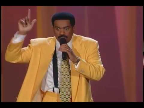 Flashback Friday: Steve Harvey on Getting Fired