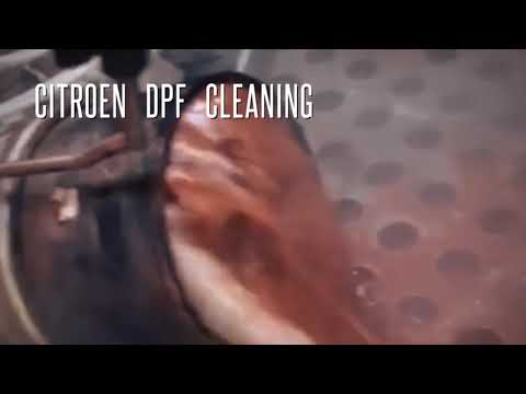 Compact DPF CLEANER MACHINE || Citroen Dpf Cleaning