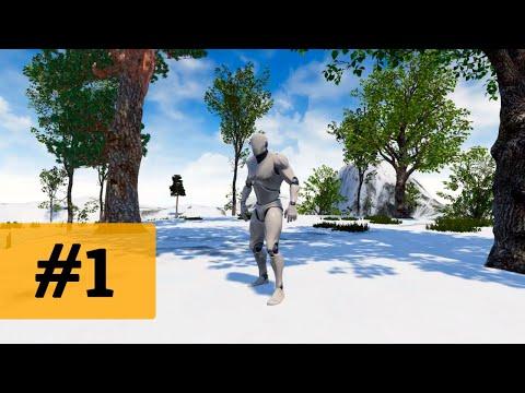 Как создать игру в unreal engine 4