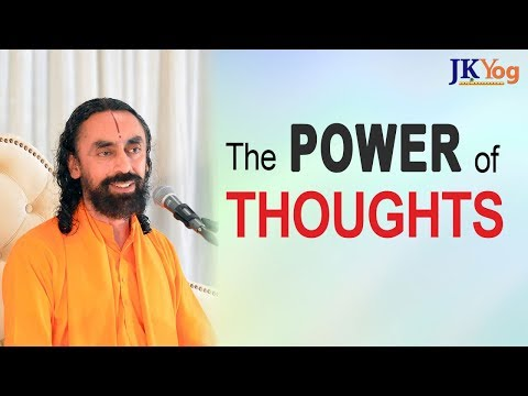 The Power of Thoughts | Change Your Thoughts Change Your Life | Swami Mukundananda