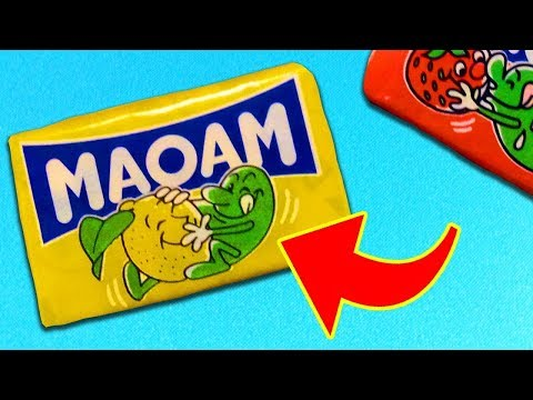 15 Discontinued Candies That Went Took Far!
