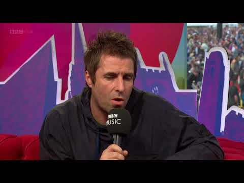 Liam Gallagher - Interview with Jo Whiley, May 27, 2018