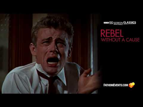 Rebel Without A Cause (1955) - Trailer
