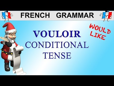 How to say we would like in french