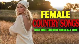 Best Classic Country Songs By Female - Greatest Country Music Hits By Woman