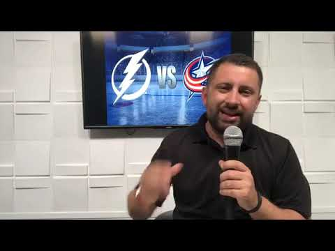 Sports Life With Jay Recher - Lightning/Blue Jackets Game 3 Postgame Recap with Jay Recher