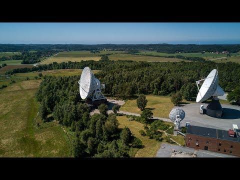 Tanum Teleport INTELSAT ARPANET facility