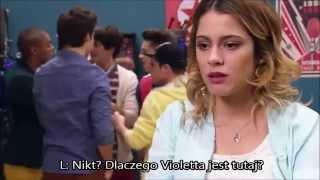 Violetta 3 Violetta słyszy rozmowę Leona odc. 57 napisy pl