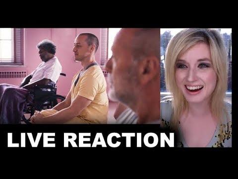Glass Trailer REACTION