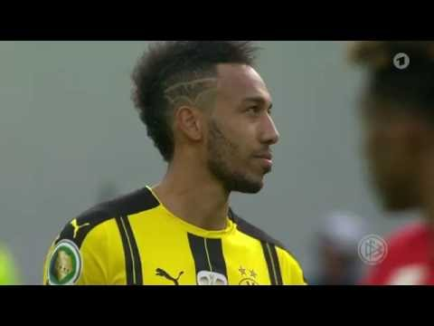 DFB Pokalfinale 2016 Fc Bayern München vs. Borussia Dortmund [Full Match]  [HD]