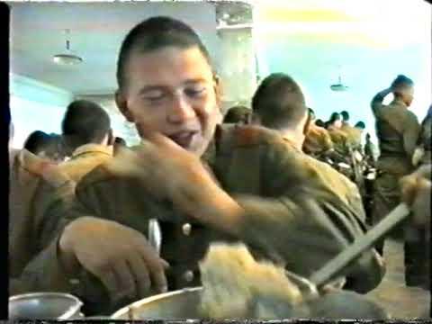 Учебка Елань (Свердловская обл.)  1995 - 1997гг  - 1
