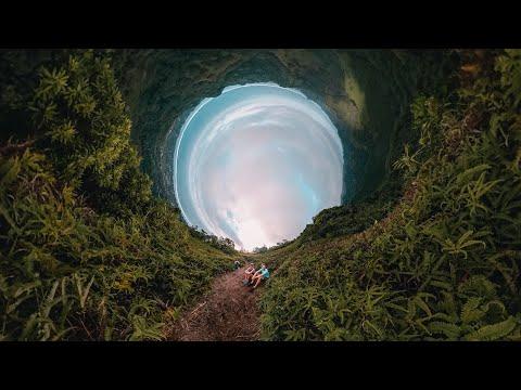 Down The Rabbit Hole || Exploring Rarotonga, Cook Islands