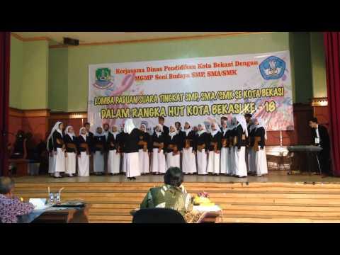 Paduan Suara SMAI AL AZHAR 4 - Mars Kota Bekasi