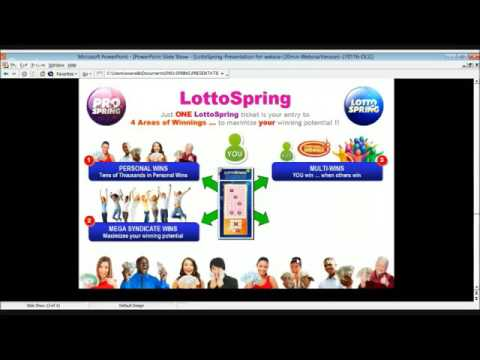 How to win on the euromillions with Prospring lotto