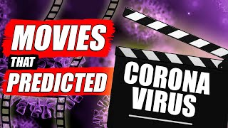 7 Movies That Predicted The Coronavirus Pandemic You Never Knew About.