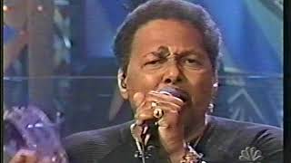 Neville Brothers  - Ball Of Confusion Leno Nov 1 2004