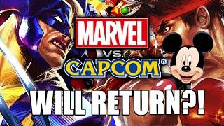 MARVEL VS CAPCOM 4 CAN HAPPEN?! Disney Licensing Changes Update