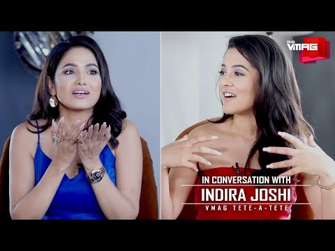 I'm different than others - Indira Joshi