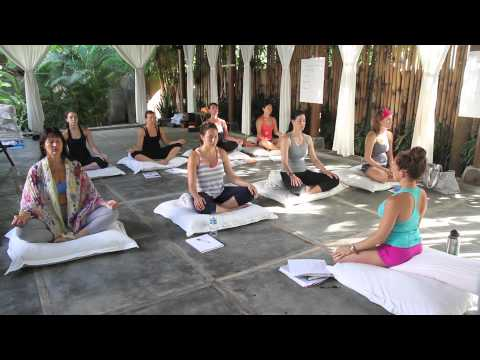 Grow Yoga School: Bali 2013 Yoga Teacher Training