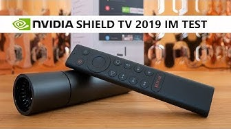 Neue NVIDIA SHIELD TV 2019 im Test: Der beste Streaming-Player am Markt? (4K/60p)