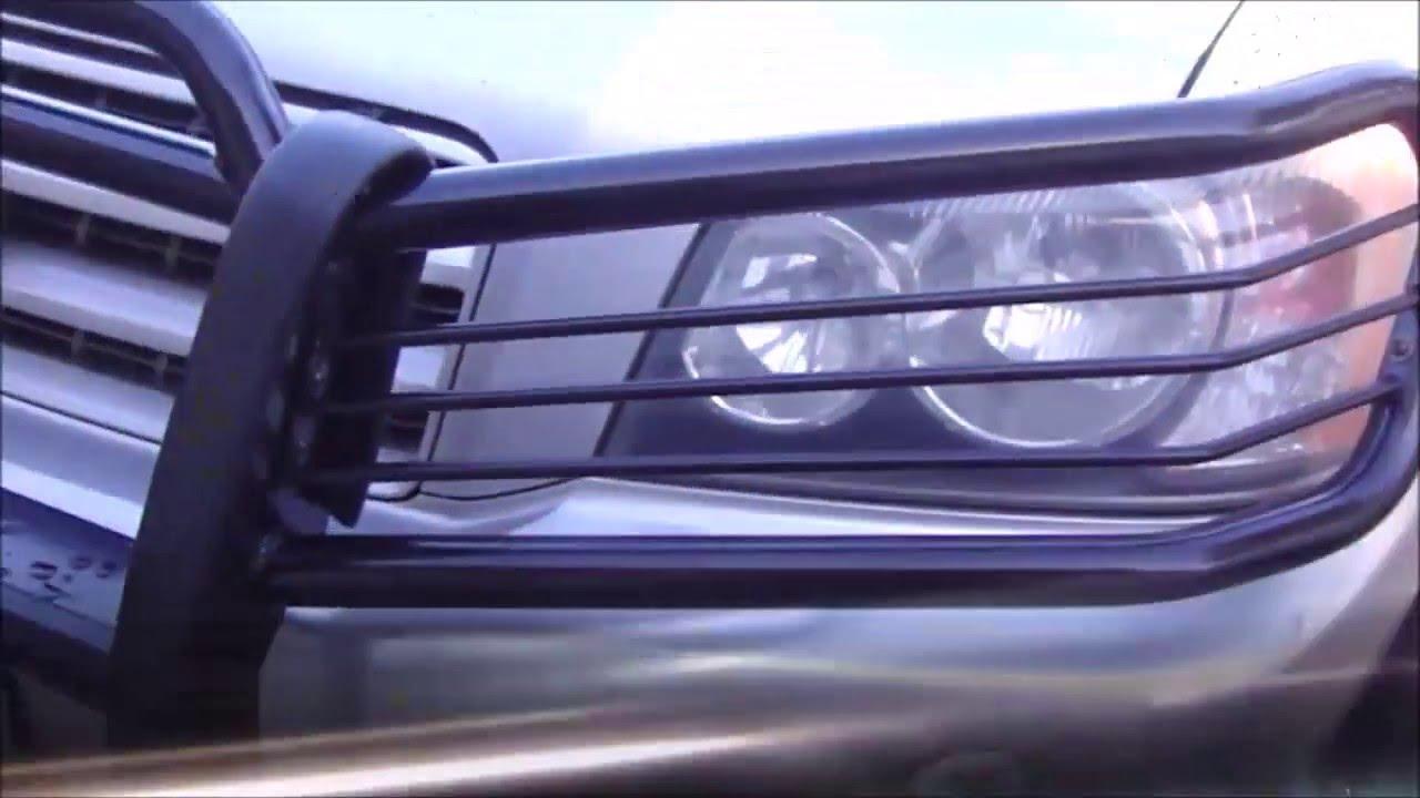 New Subaru Outback >> Grill Guard Installation - YouTube