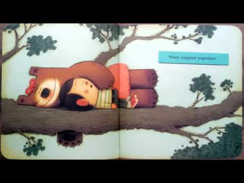 The Story Chair with Cris reading Children Make Terrible Pets, by Peter Bro