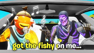 Fortnite Carpool Karaoke