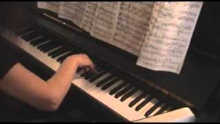 Part 1: Piano lesson in progress: Debussy Arabesque no. 1