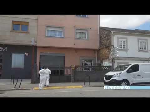 Un hombre mata a su mujer en Vilalba y se suicida