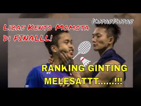 Image of GINTING MENANG! Torehkan 5 Rekor! Ranking LANGSUNG MELESAT!