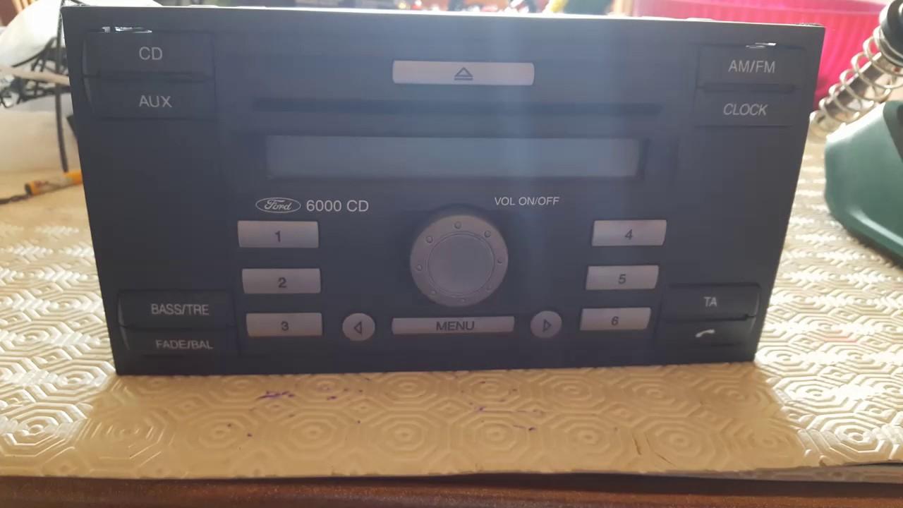 Schema Cablaggio Cavo Usb : Ingresso aux fai da te stereo ford 6000 cd youtube