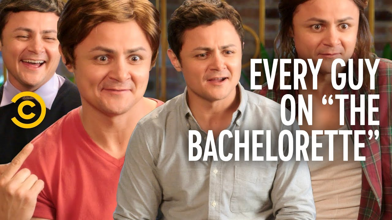 "4 Guys on Every Season of ""The Bachelorette"" - Alternatino"