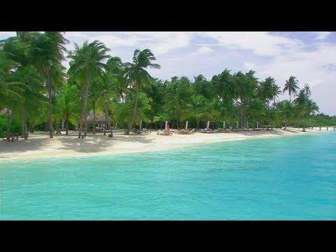 [10 Hour Docu] Maldives Tropical Islands PART 1 - Video & Soundscape [1080HD] SlowTV