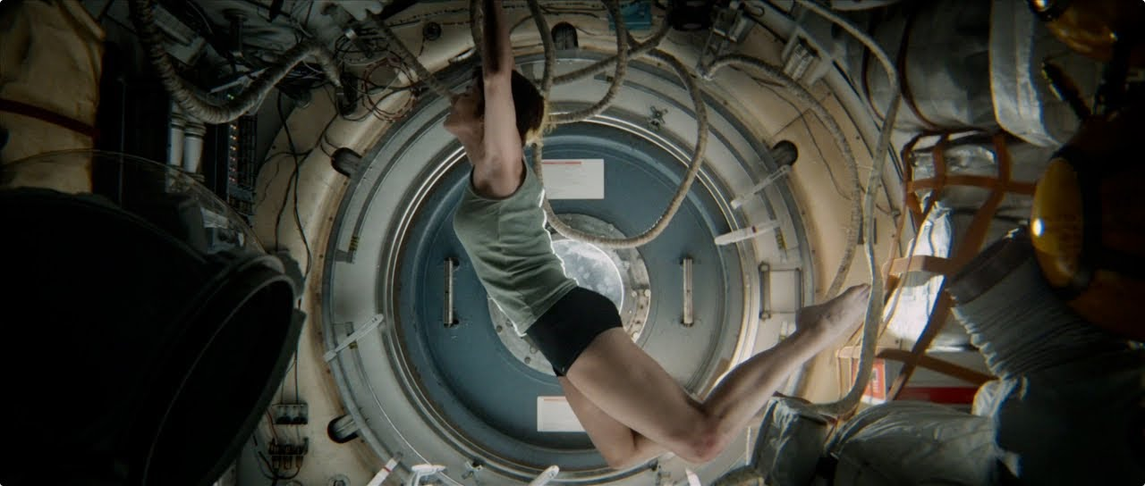 Gravity - Now Playing Spot 2 [HD]