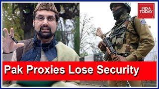 Pulwama Attack : Security For 5 Separatist Leaders Including Mirwaiz Withdrawn