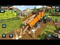 Offroad Tractor Farming Simulator Game #Android Gameplay #Kids Video Games 2018 #Games To Play Free