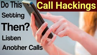 Receive one call on both number || call tracks || diversion track || Call tracking