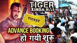 Salman की Tiger Zinda Hai की Advance Booking हुई शुरू | आ गया तूफ़ान