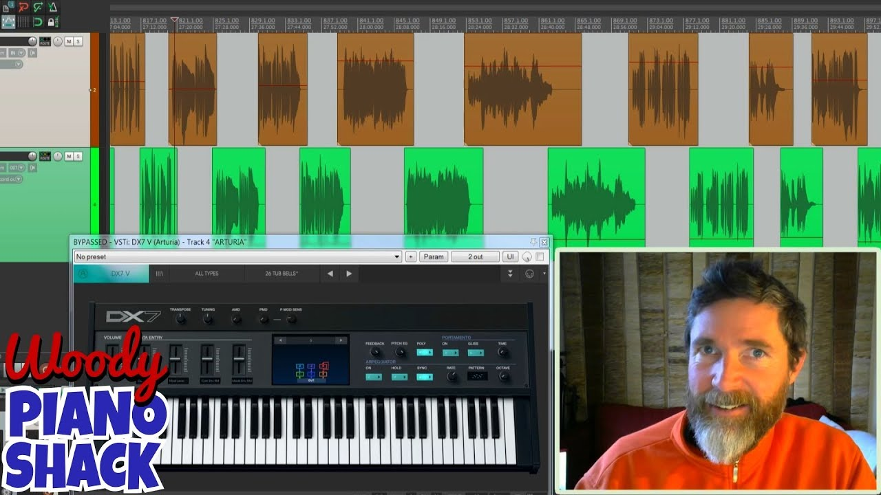 PX7 RE or free Dexed VST - Page 3 - ReasonTalk com