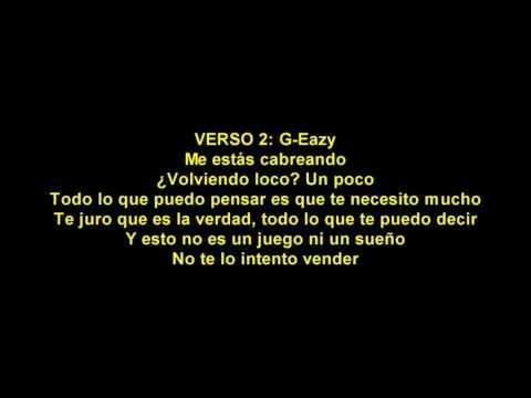 G-Eazy Ft Devon Baldwin - Mad Español