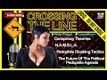 The Future Of The Political Pedophile Agenda! - Crossing The Line with Talaya & LanceScurv