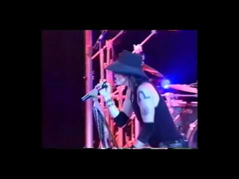 Aerosmith Girls of Summer Camden 2002