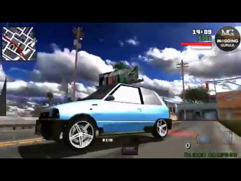 GTA INDIA 5.0   Indian cars, bikes,banners and textures  High Graphics