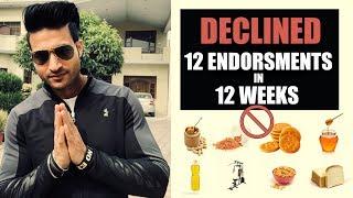 Guru Mann has DECLINED 12 Endorsements in last 12 Weeks