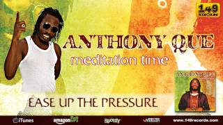"ANTHONY QUE ""Ease Up the Pressure"" (149 Records) - OFFICIAL VIDEO"